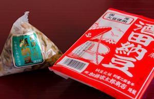加藤敬太郎商店 特選塩納豆